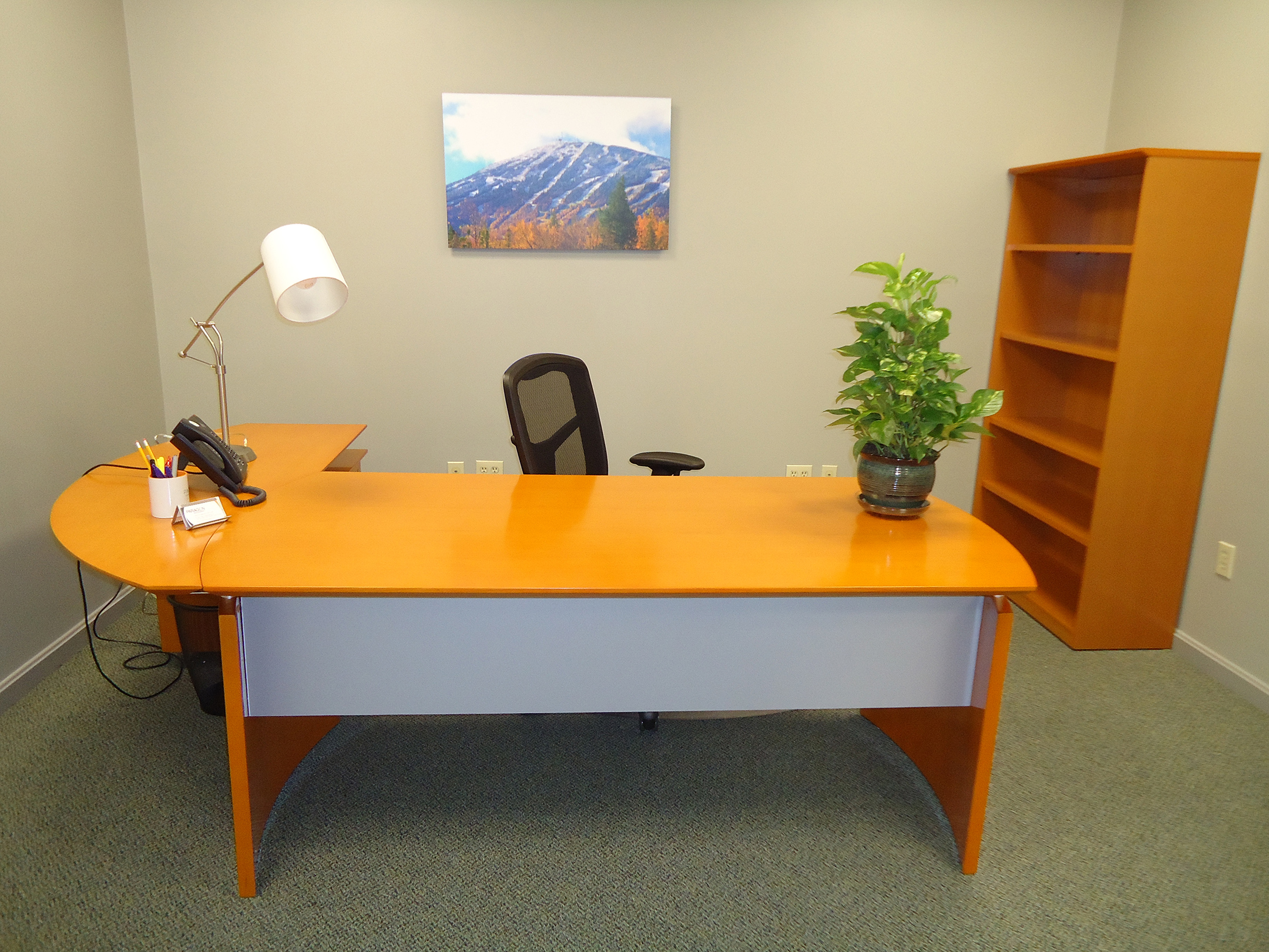 Executive Office Portland Maine